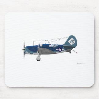 Curtiss SB-2C Helldiver Mouse Pad