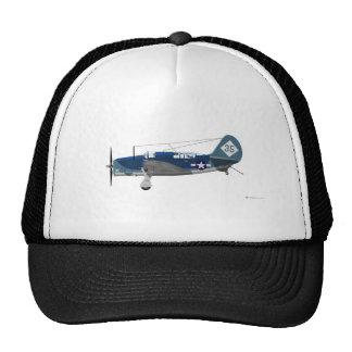Curtiss SB-2C Helldiver Trucker Hat