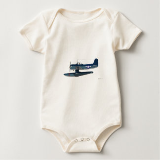 Curtiss SC-1 Seahawk Baby Bodysuit