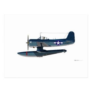 Curtiss SC-1 Seahawk Postcard