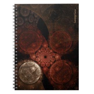 Curva de aprendizaje - cuaderno