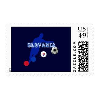 Curva de Eslovaquia él regalos de Slovaks Sellos