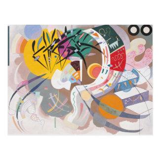 Curva dominante tarjetas postales