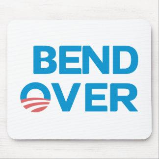 Curva encima - Obama anti Mousepad