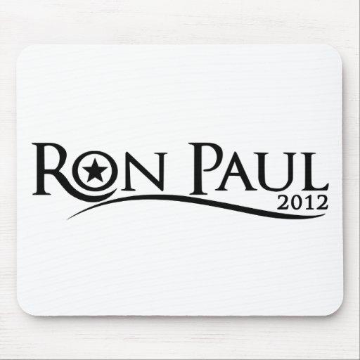 Curva Mousepad de Ron Paul Alfombrilla De Raton