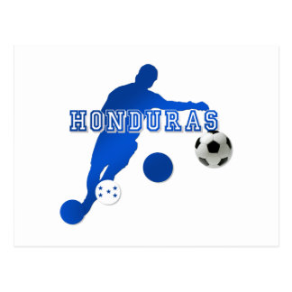Curva tiene gusto de los regalos del Honduran de u Postal