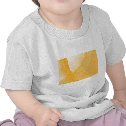 Curvas amarillas camisetas