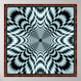 Curvatura de la gravitación y del espacio-tiempo póster