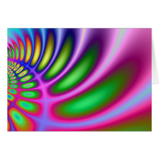 Curvature of Colors Card