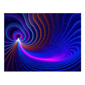 Curvature Postcard