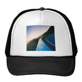 Curve in the Road Trucker Hat