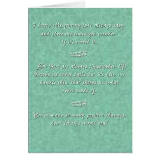 Curveball (From one) Greeting Card