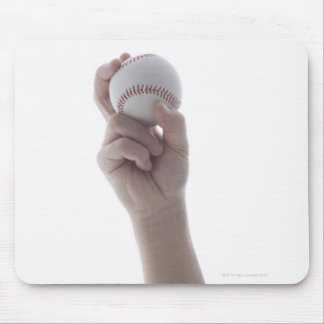 Curveball. Mouse Pad