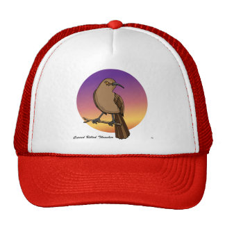 Curved Billed Thrasher rev.2.0 Shirts and tops Trucker Hat