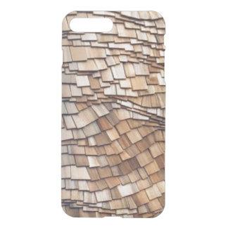 Curved Cedar iPhone7 Plus Clear Case
