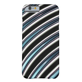 Curved Lines Close Up Of A Fractal Barely There iPhone 6 Case