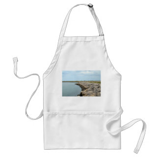 curved rock barrier island in florida ft pierce adult apron
