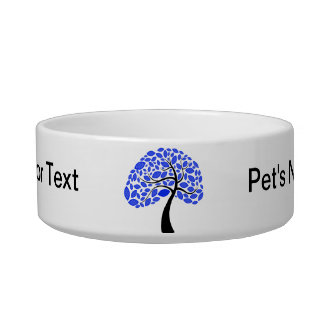 curved trunk simple leaf blue  tree.png bowl