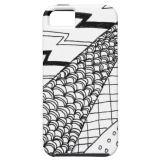 curves and edges 001.jpg iPhone SE/5/5s case