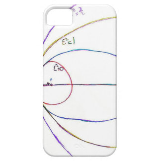 Curves of the Second Order iPhone SE/5/5s Case