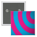 Curves Pink & Turquoise Pins