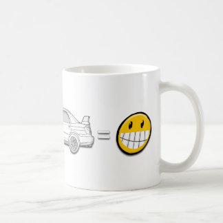 Curves, Subaru, equals fun Coffee Mugs