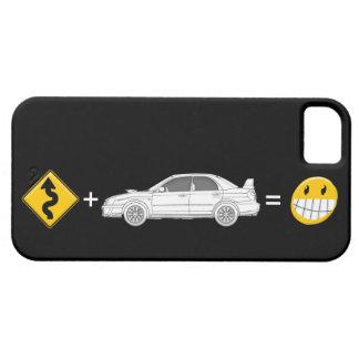 Curves, Subaru, equals fun Phone Cover
