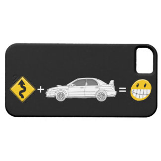 Curves, Subaru, equals fun Phone Cover iPhone 5 Case