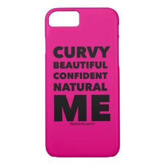 Curvy Beautiful Natural Me iPhone 8/7 Case