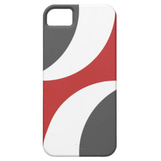 Curvy Color Block iPhone 5 Case
