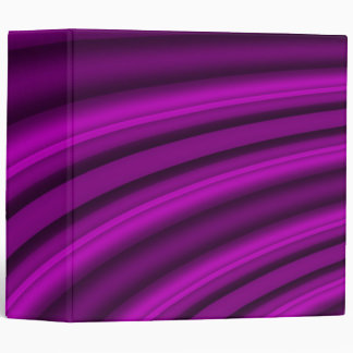 Curvy- Purple Binder