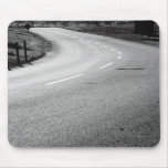 Curvy Road Mousepad