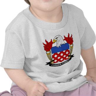 Curwen Family Crest Shirt