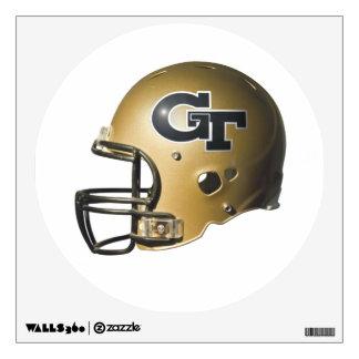 Curwensville GT Football Helmet Large Sticker Room Decals