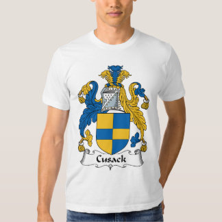 Cusack Family Crest T-Shirt