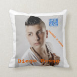 CUSCINO - DIEGO RUSSO THROW PILLOW