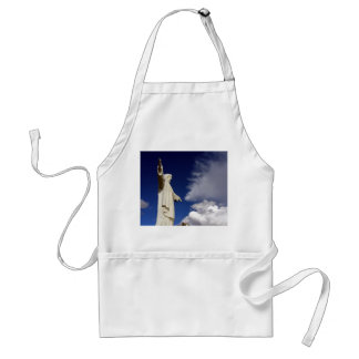 cusco jesus adult apron