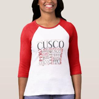 Cusco Machupicchu Camiseta