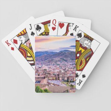 Cusco Playing Cards