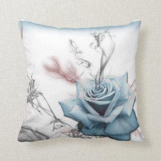 "Cushion ""Abstract Blue """