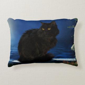 Cushion Black Cat