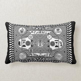 Cushion Cycle - Black and White