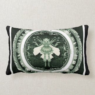 Cushion. Drawing. Elve Pillow