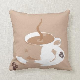 Cushion fabric cotton Packs coffee Pillow
