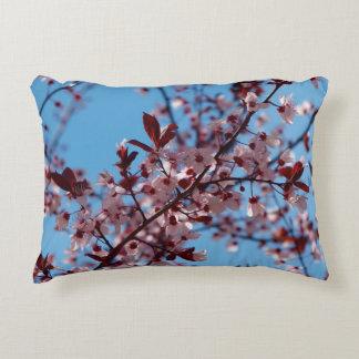 Cushion flowery branch decorative pillow