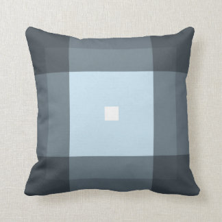 Cushion Forms and Pictures Throw Pillow