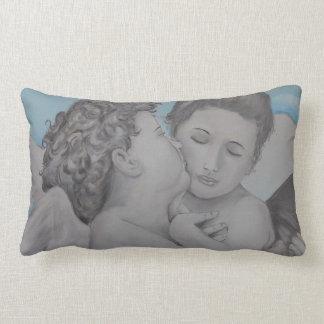 Cushion Lumbar with Angels 33 cm x 53 cm
