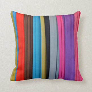 CUSHION MOROCCAN SCARVES