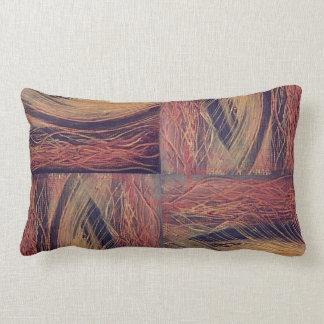 """Cushion """"Movement """" Throw Pillow"""