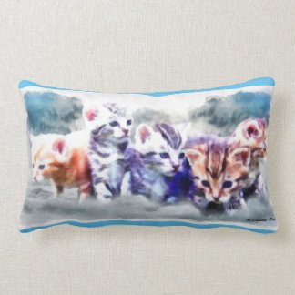 Cushion Nice kittens